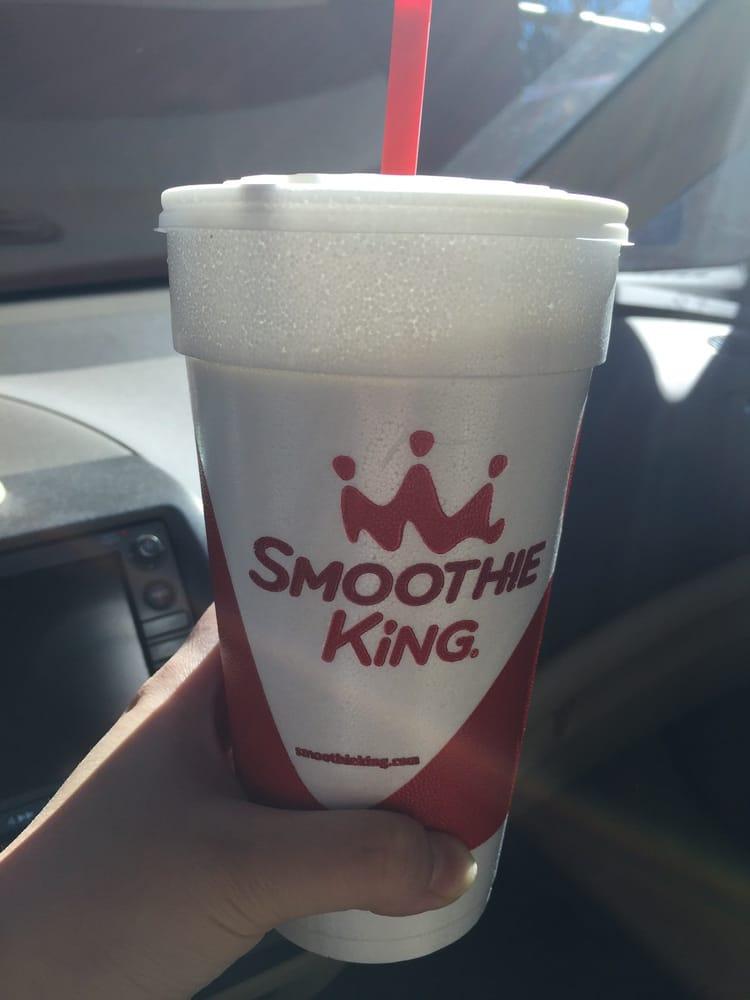 smoothie king vegan mango kale smoothie