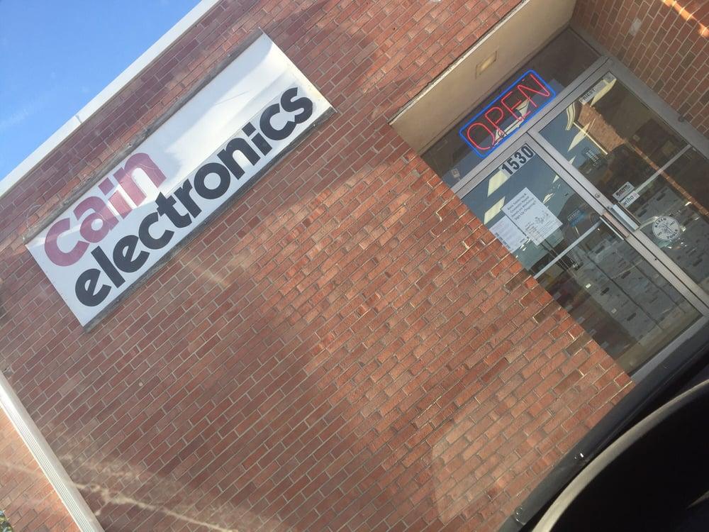 Priest Cain Electronics
