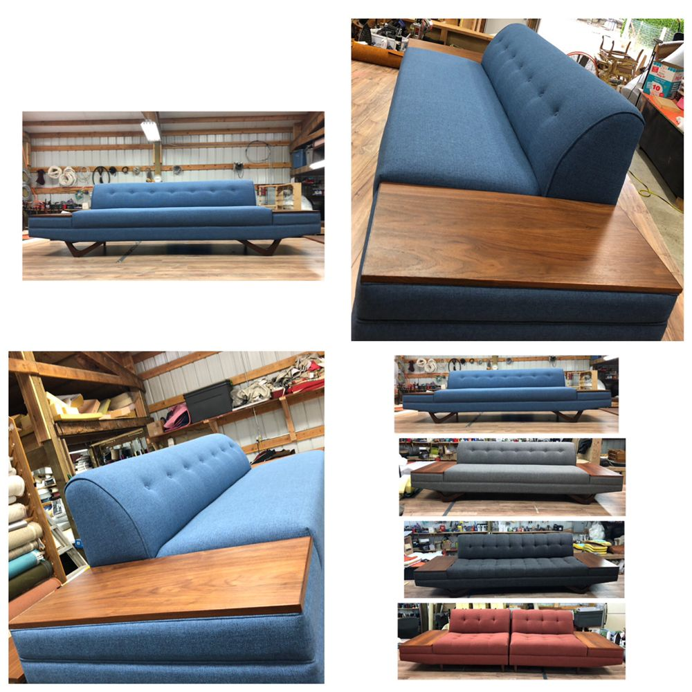 M & M Creative Upholstery