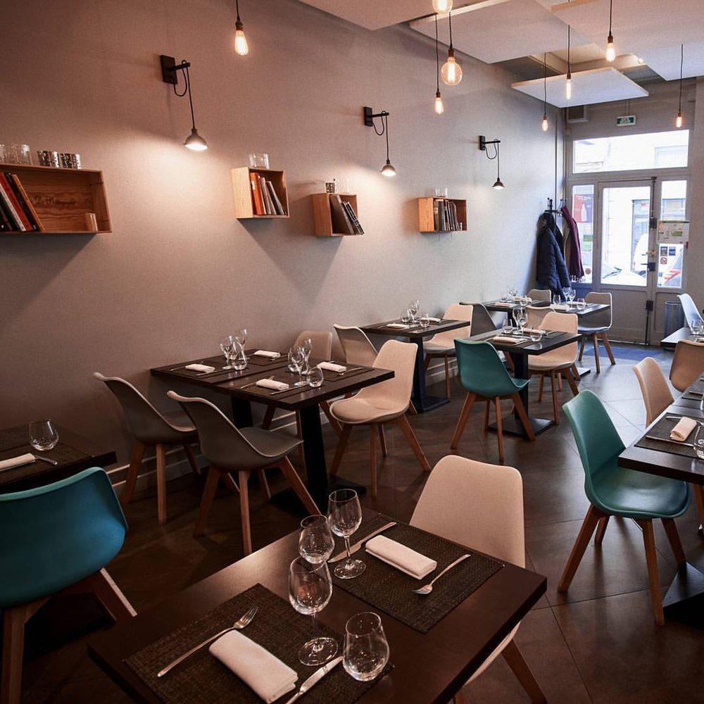 Restaurant Rue Bossuet Lyon