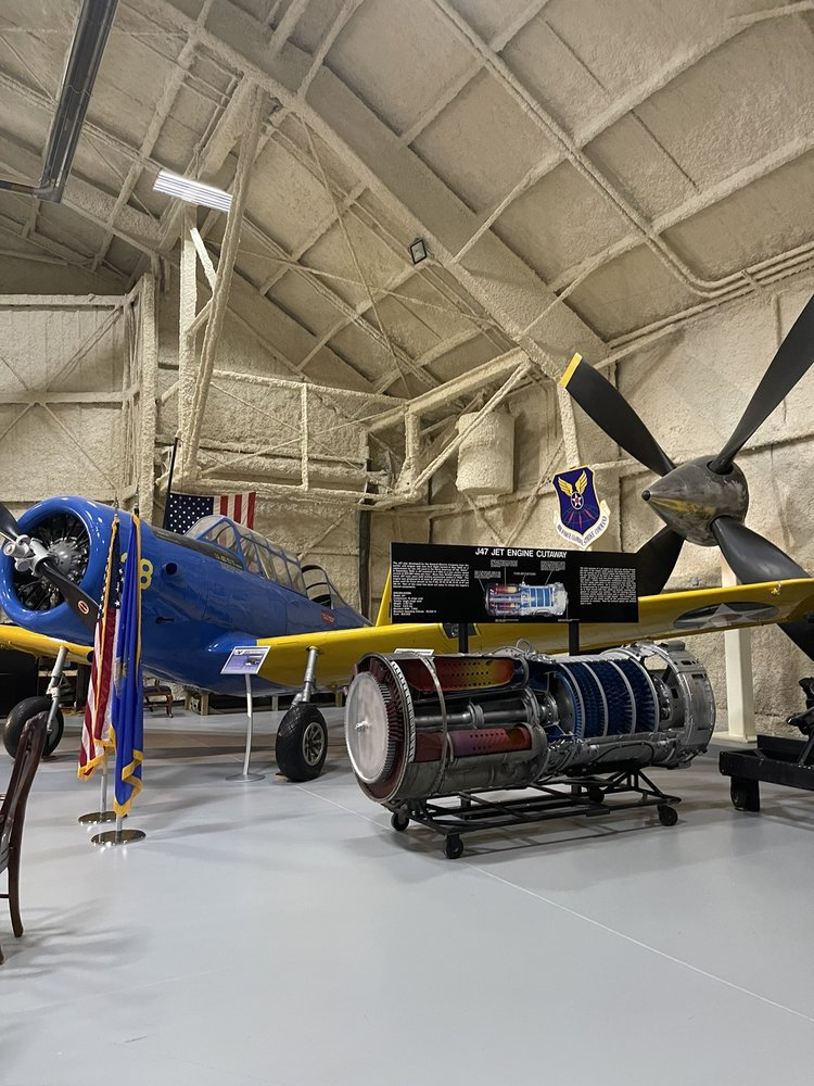 South Dakota Air & Space Museum: Box Elder, SD