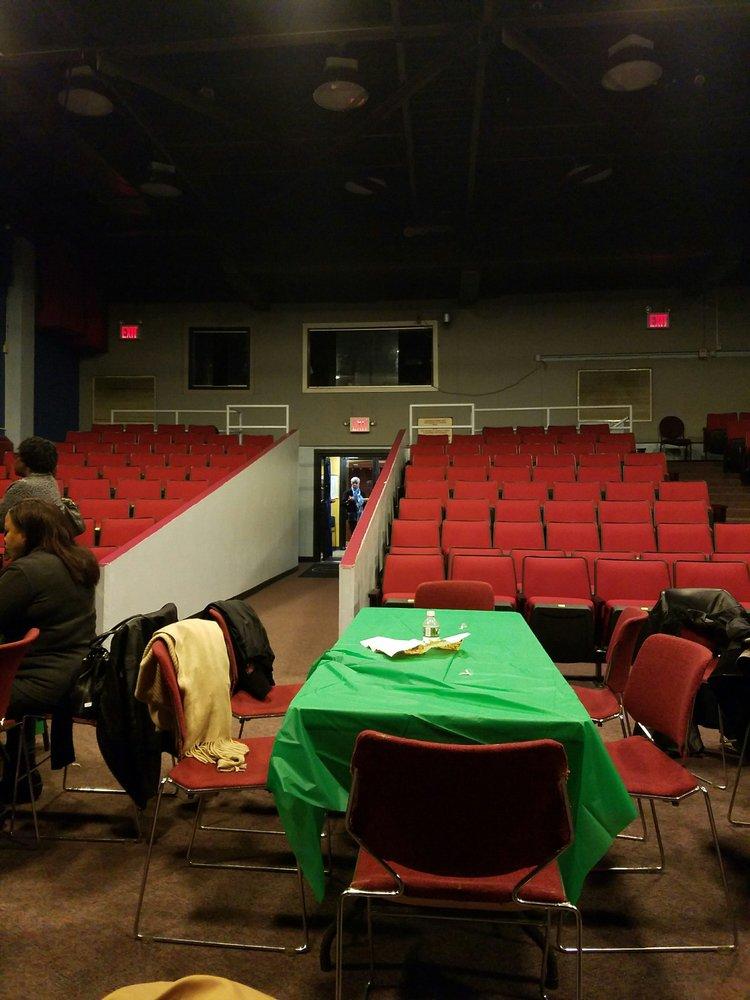 Black Spectrum Theatre Company: 177 Street & Baisley Blvd Entrance, Jamaica, NY