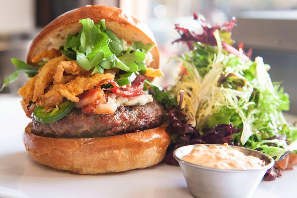 Food Haus Cafe Menu Los Angeles Ca