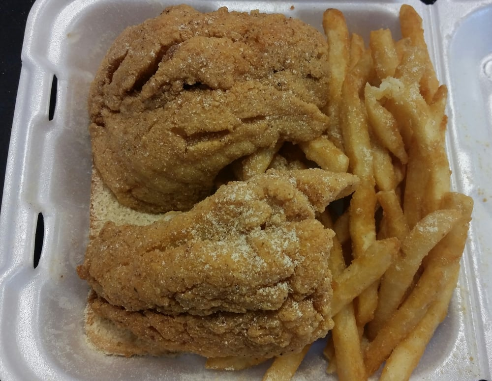 Jj fish chicken 33 photos american new atlanta for Fishers chicken and fish