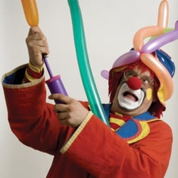 amazing danny s entertainment magician clown characters party
