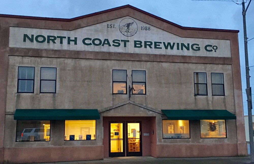 North Coast Brewing Company: 455 North Main St, Fort Bragg, CA