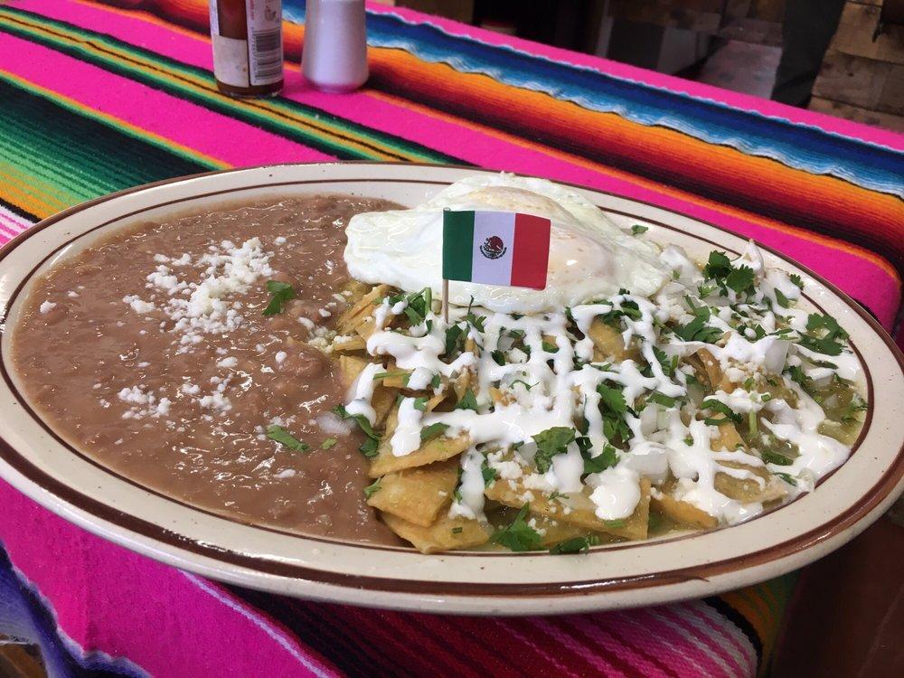El Patroncito Mexican Cuisine