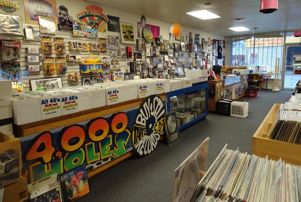 4000 Holes: 1610 N Monroe St, Spokane, WA