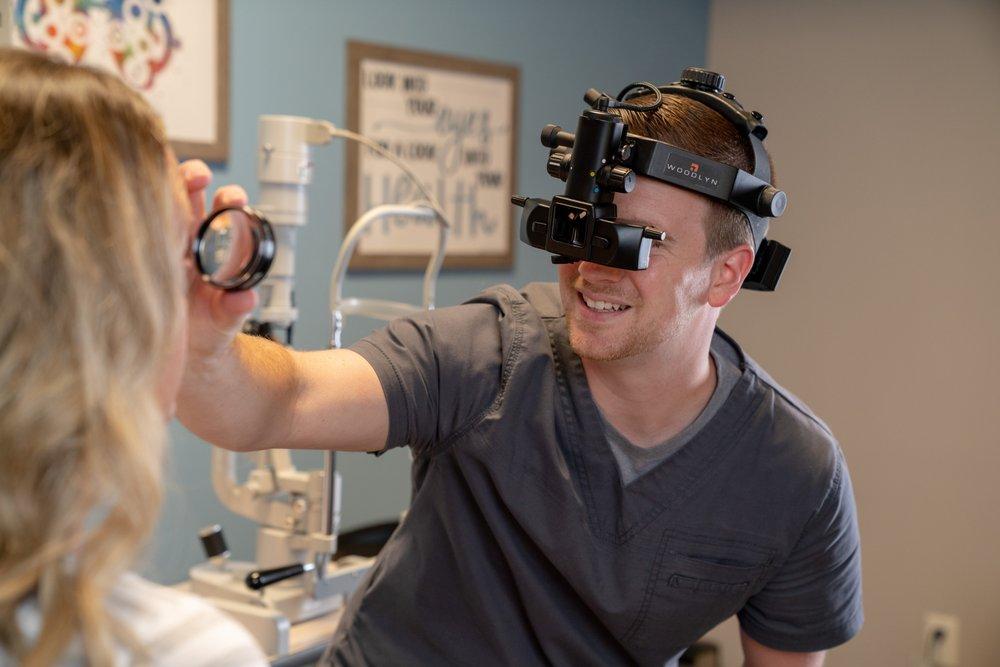 EyeDocs Family Eye Care: 430 Arlington Rd, Brookville, OH