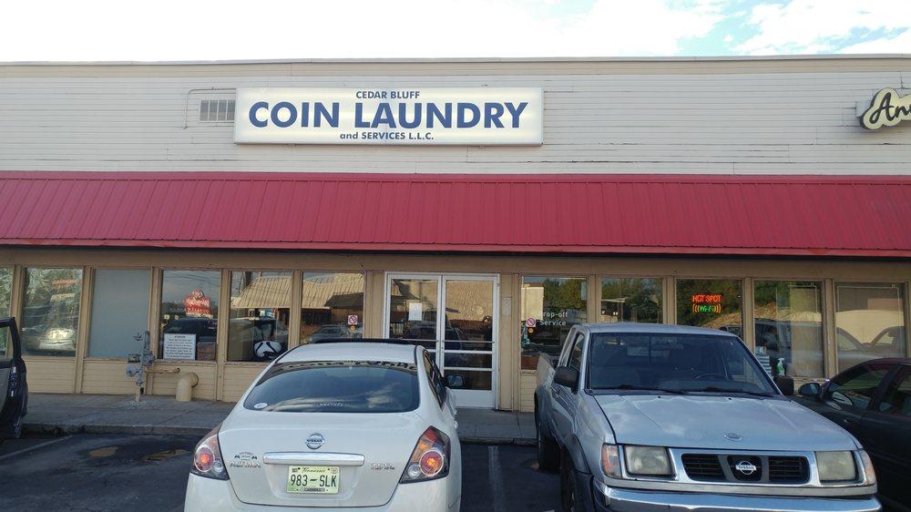 Cedar Bluff Coin Laundry: 402 N Cedar Bluff Rd, Knoxville, TN