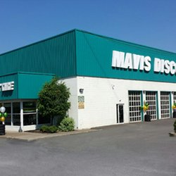Mavis Discount Tire 25 Reviews Tires 1199 1201 Ulster Ave