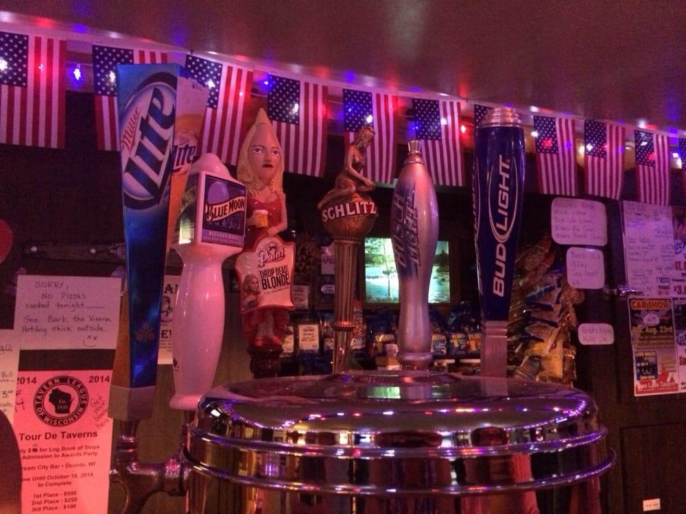 Lee Lake Tavern: 9291 Lee Lake Rd, Pound, WI