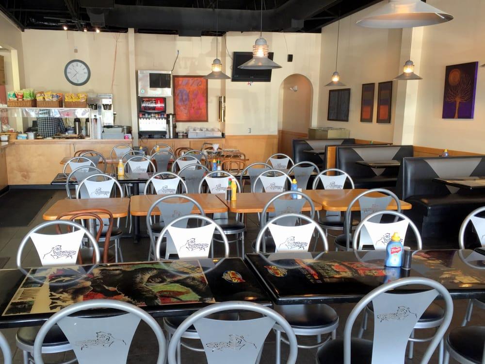 Overland Cafe Yelp