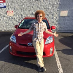 Photo Of Toyota Hollywood Ca United States Stoked