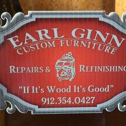 Photo Of Earl Ginn Custom Furniture Savannah Ga United States