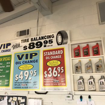 Deals On Oil Changes >> Pretty Solid Deals On Oil Changes Nice Supporting A Local