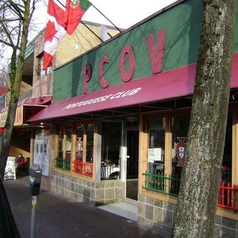 Portuguese Restaurant Commercial Drive Vancouver