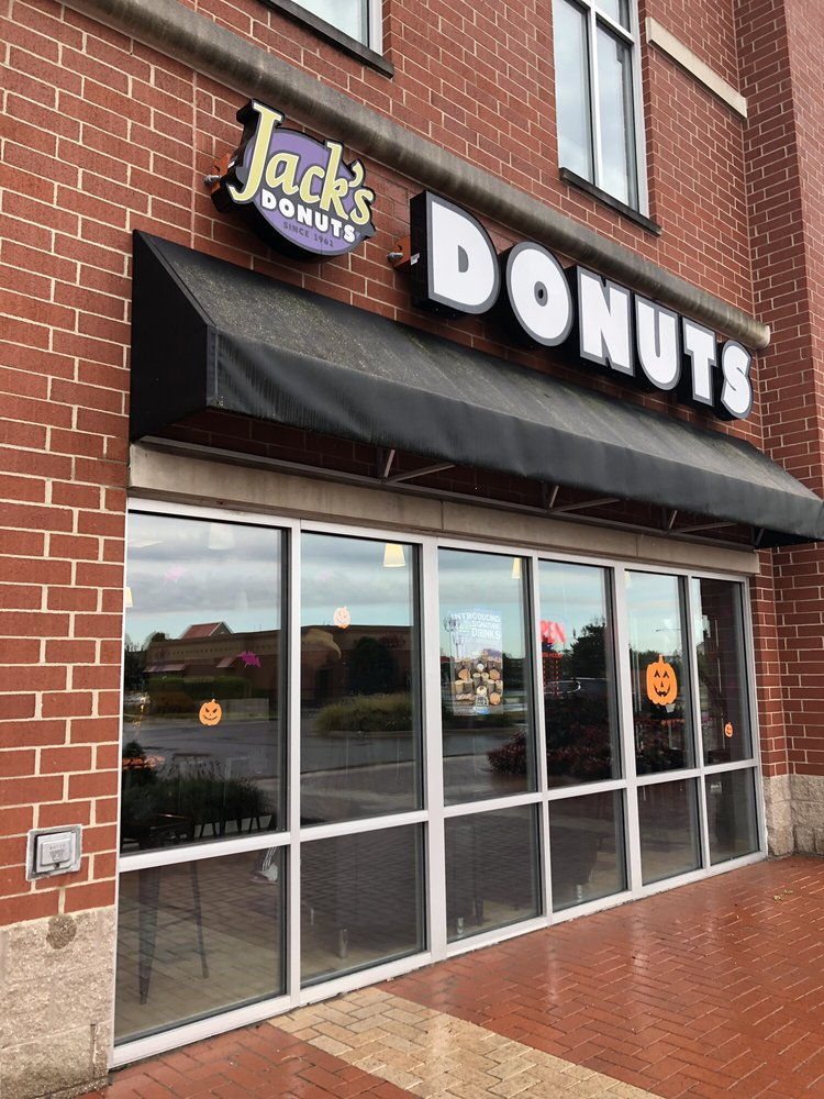 Jack's Donuts: 9105 E 56th St, Indianapolis, IN