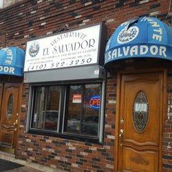 Photo Of El Salvador Restaurant Baltimore Md United States