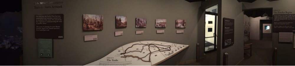 Social Spots from Cherokee National Museum