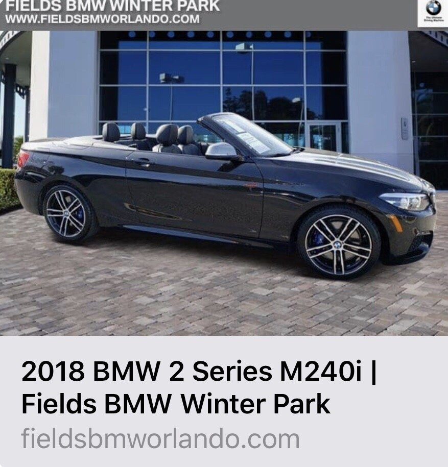 Fields Bmw Winter Park Service Center Gift Cards And Gift Certificates Winter Park Fl Giftrocket