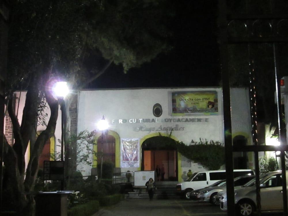 Foro Cultural Coyoacanense