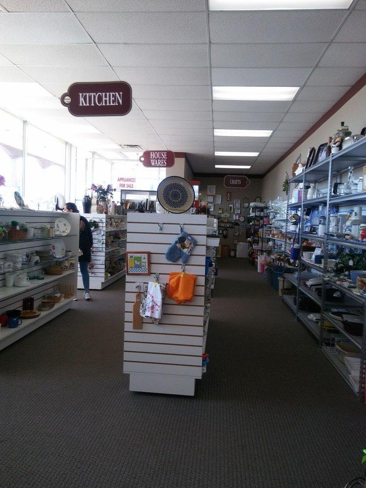 Fair Market Thrift Store: 2130 S Memorial Dr, Appleton, WI