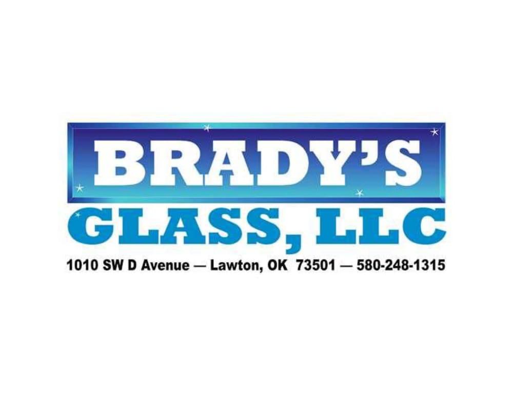 Brady's Glass: 1010 SW D Ave, Lawton, OK