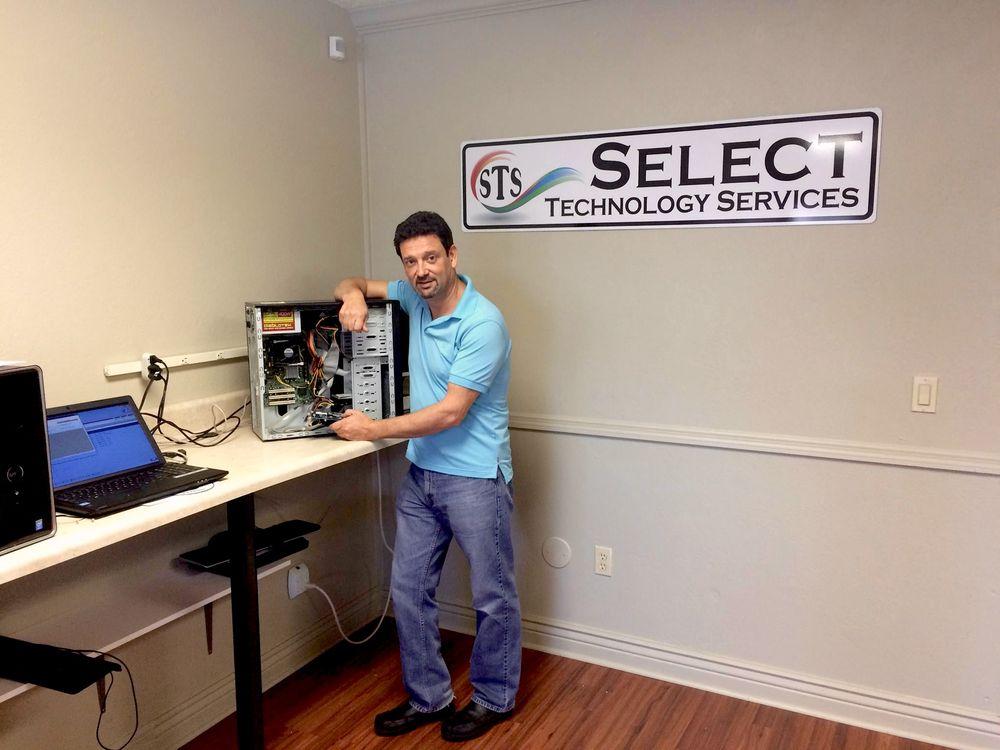 Select Technology Services: 1407 Del Prado Blvd S, Cape Coral, FL