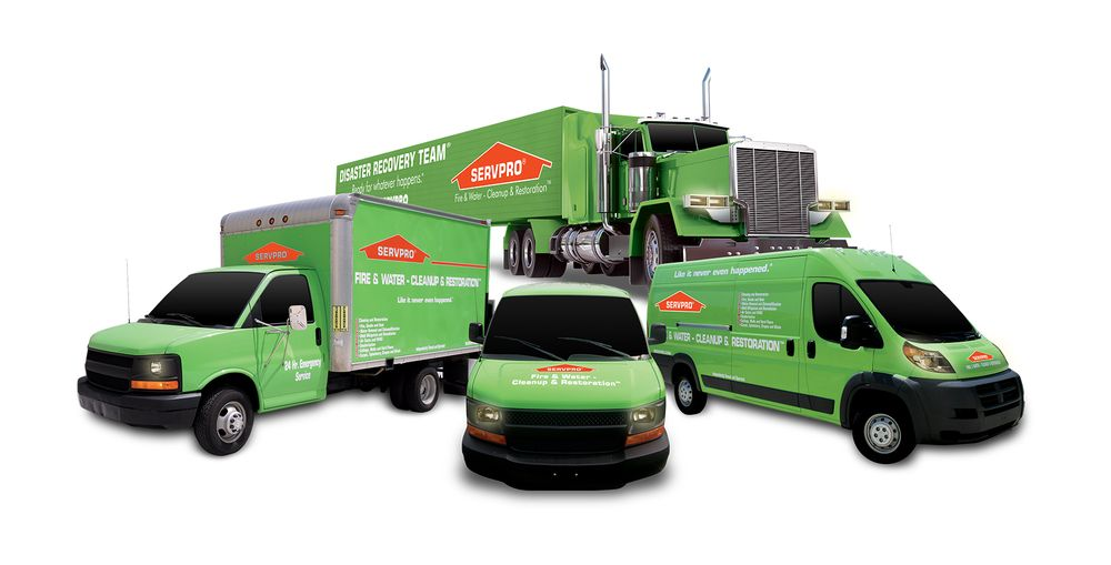 SERVPRO of Anson Stanly & Richmond Counties: 40602 South Stanly School Road, Norwood, NC