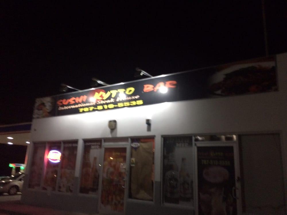 Sushi Kytto: Calle Eucalipto 27, Juncos, PR