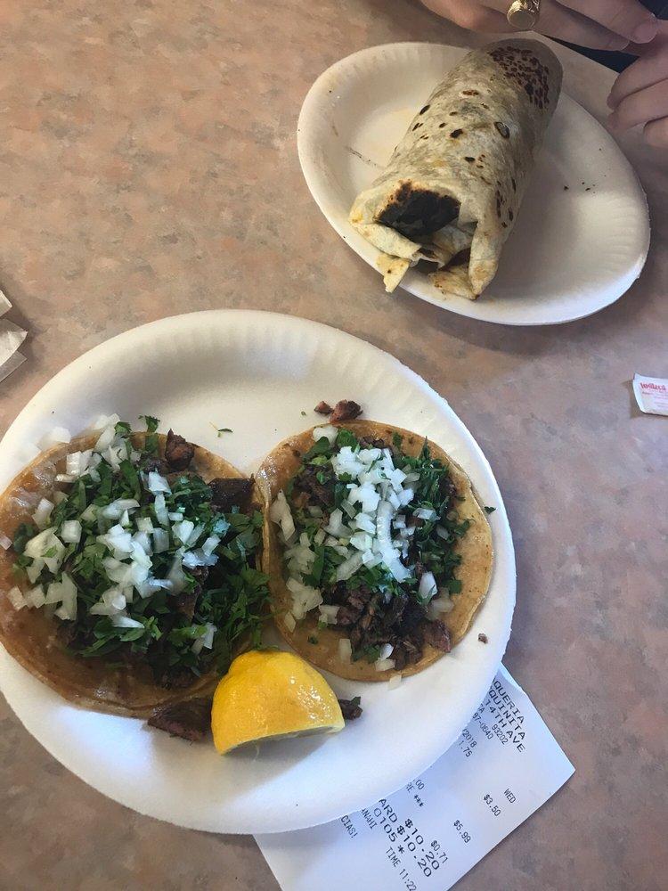 Taqueria la Esquinita: 10891 14th Ave, Armona, CA