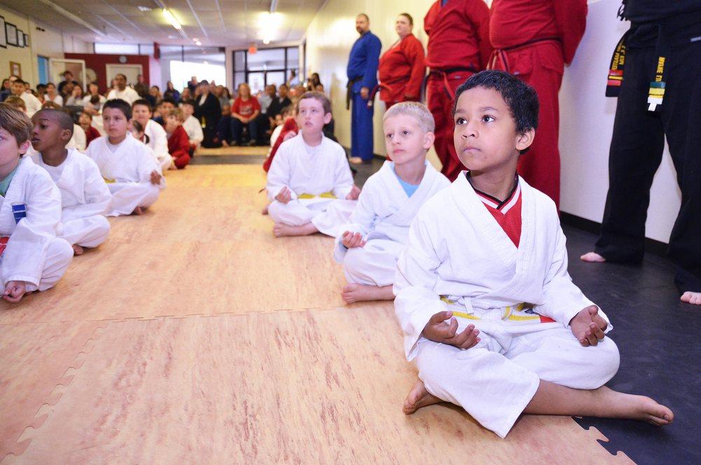 Inspire Martial Arts: 225 N Washington Hwy, Ashland, VA