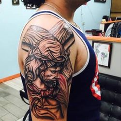 Photo Of Mannys Tattoo Shop Art Gallery Piercing Phoenix Az United