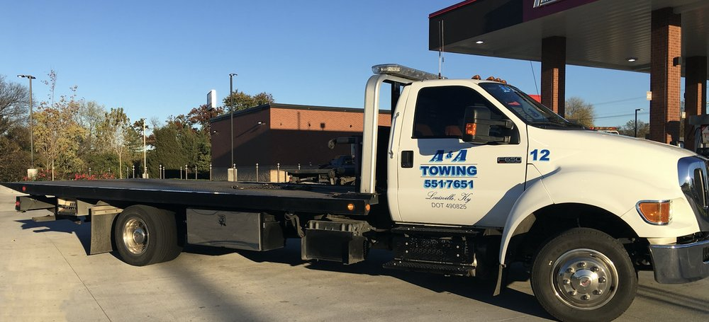 A & A Towing: Louisville, KY