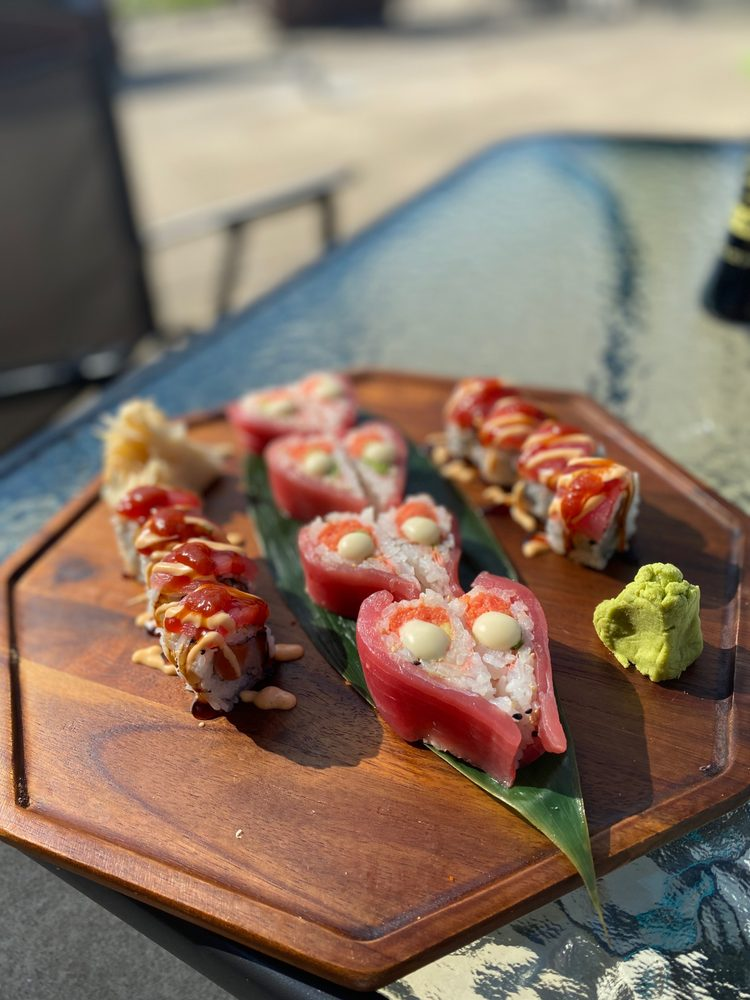 Mori Sushi: 231 S College Ave, Indianapolis, IN