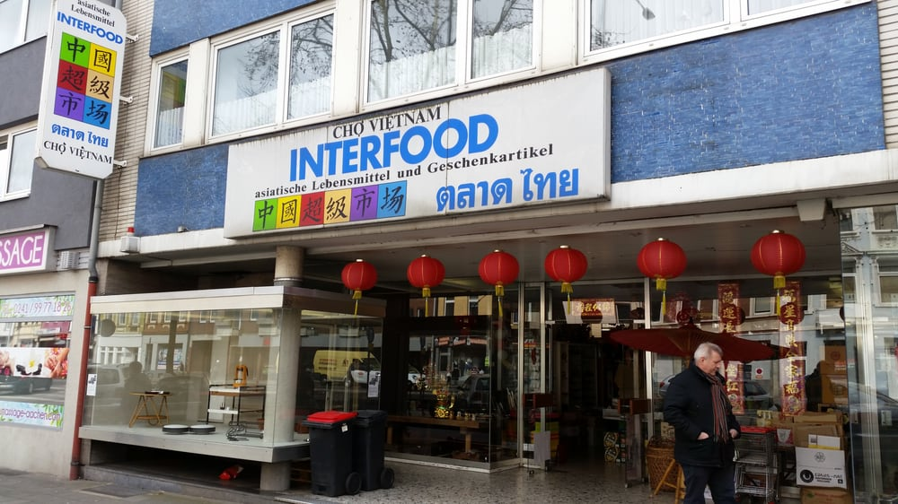 Interfood Supermarkten J Licher Str 22 Aken