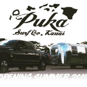 088d699c3 Puka Surf logo gear Photo of Puka Surf - Kapaa, HI, United States. Mobile  Retail Shop Coming
