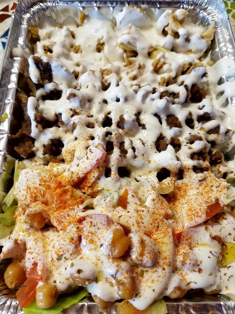Food from Halal Bites