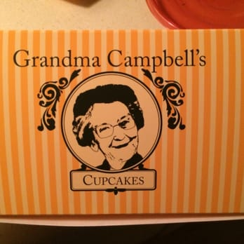 campbell\'s cupcakes