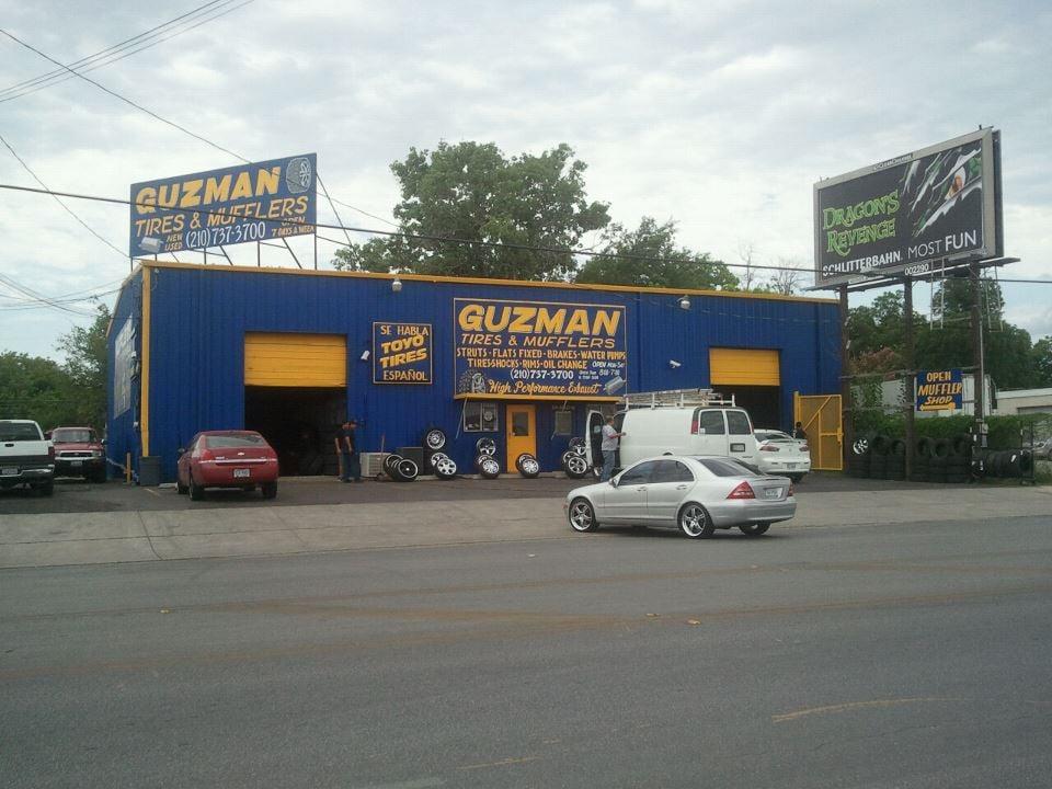 Air For Tires Near Me >> Guzman Tire & Mufflers - Auto Repair - 1014 Basse Rd, San Antonio, TX - Phone Number - Yelp