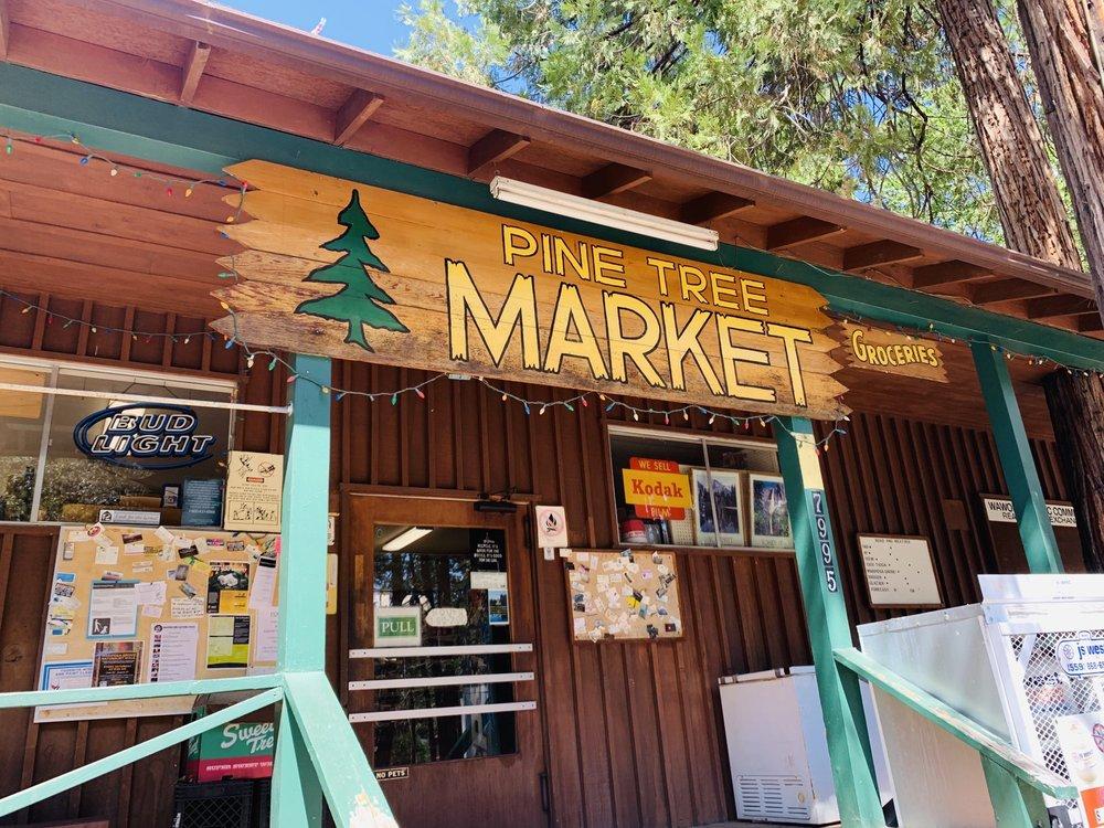 Pine Tree Market Gift Card - Yosemite Village, CA | Giftly
