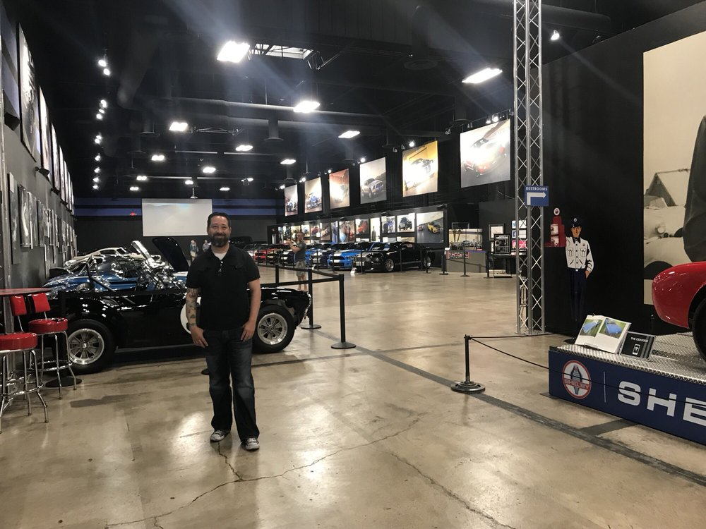 Shelby Heritage Center