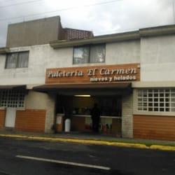 Paleteria El Carmen Bakeries Recta A Cholula 4532 La Paz