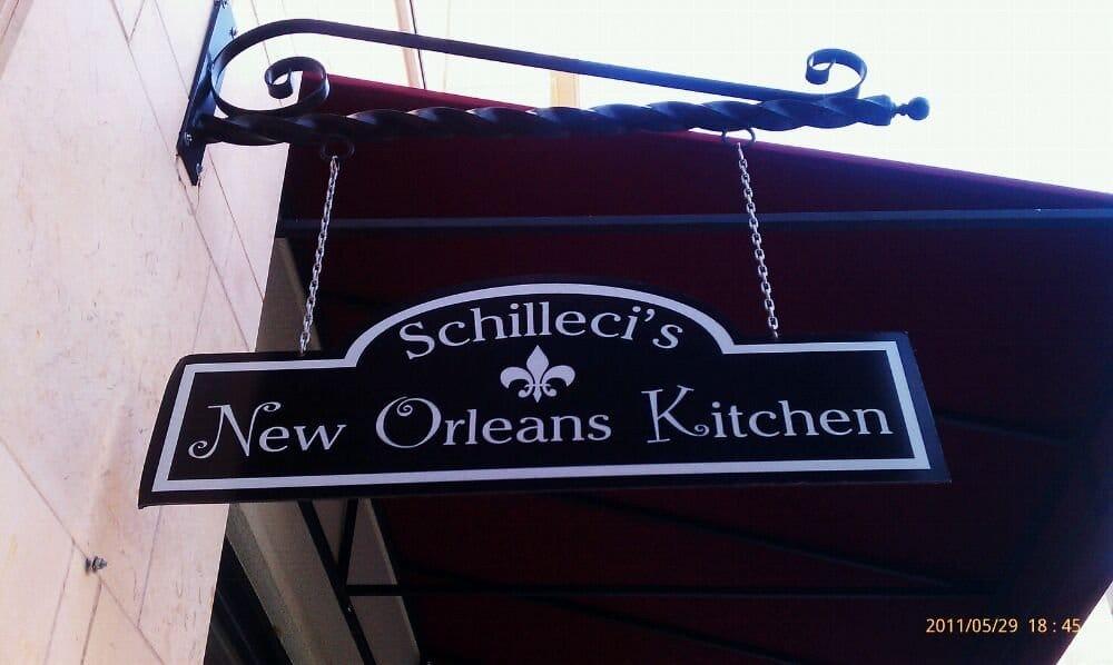 Schilleci S New Orleans Kitchen The Woodlands Tx