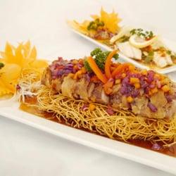Thai Bright Kitchen Camberley Menu