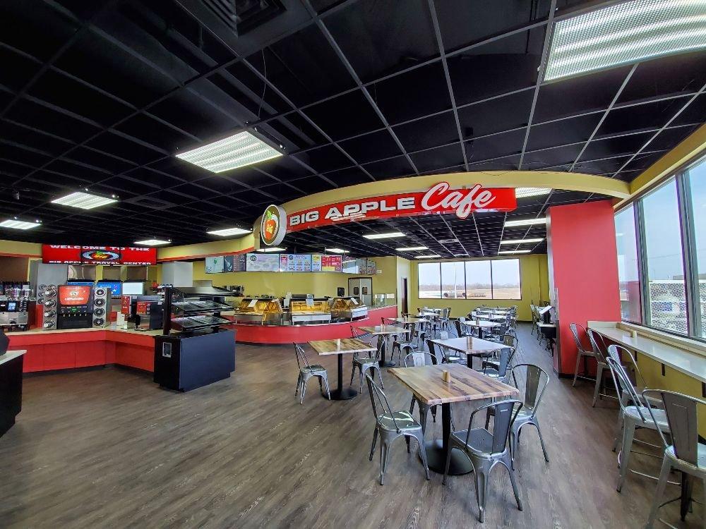Big Apple Cafe: 2100 S Prigmor Ave, Joplin, MO