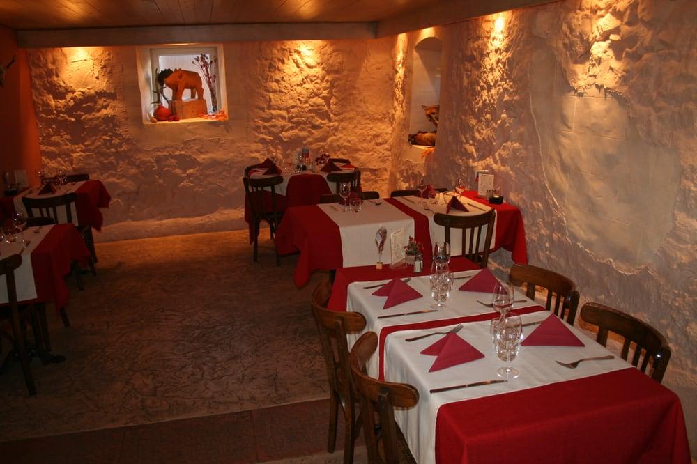 Restaurant au cheval blanc restaurants 380 avenue for Restaurant altkirch