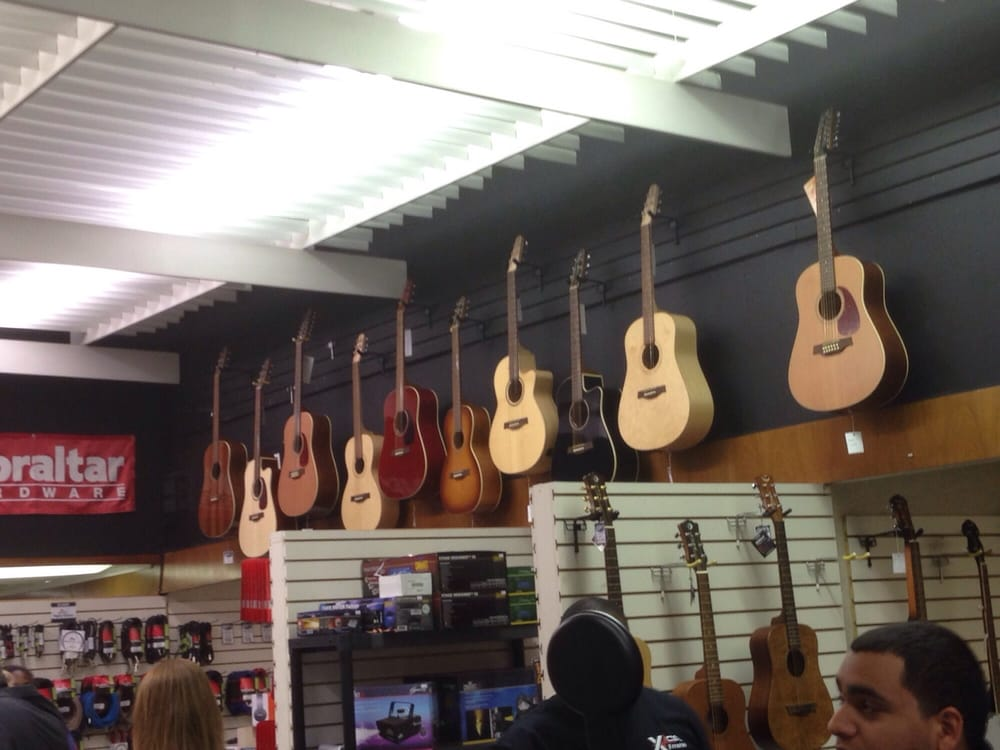 Larry's Music & Sound: 266 Union Square, Hickory, NC