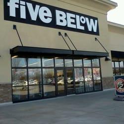 P O Of Five Below Apex Nc United States